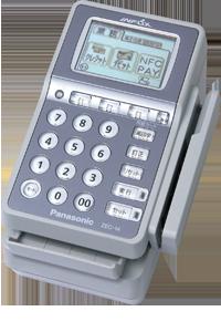 クレジットカード 決済端末 zec14